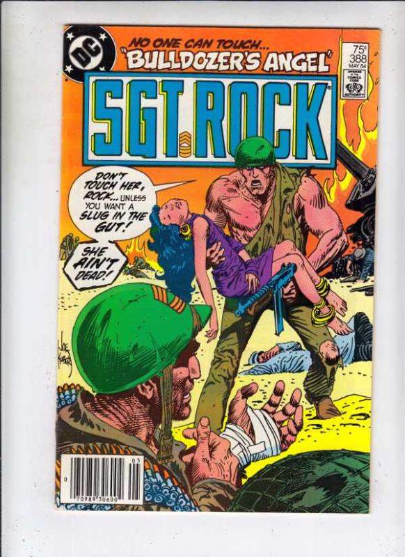 Sgt. Rock #388 (May-84) VF/NM High-Grade Sgt. Rock, Easy Co.