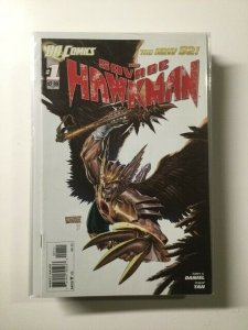 The Savage Hawkman: Darkness Rising #1 (2012) HPA