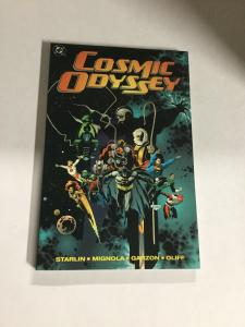 Cosmic Odyssey Nm Near Mint DC Comics SC TPB