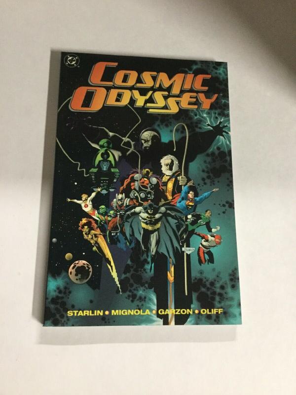 Cosmic Odyssey Nm Near Mint DC Comics SC TPB