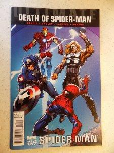 ULTIMATE SPIDER-MAN # 157