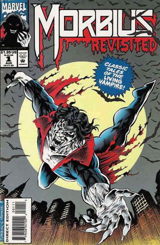 Morbius Revisited #1 VF/NM; Marvel | save on shipping - details inside