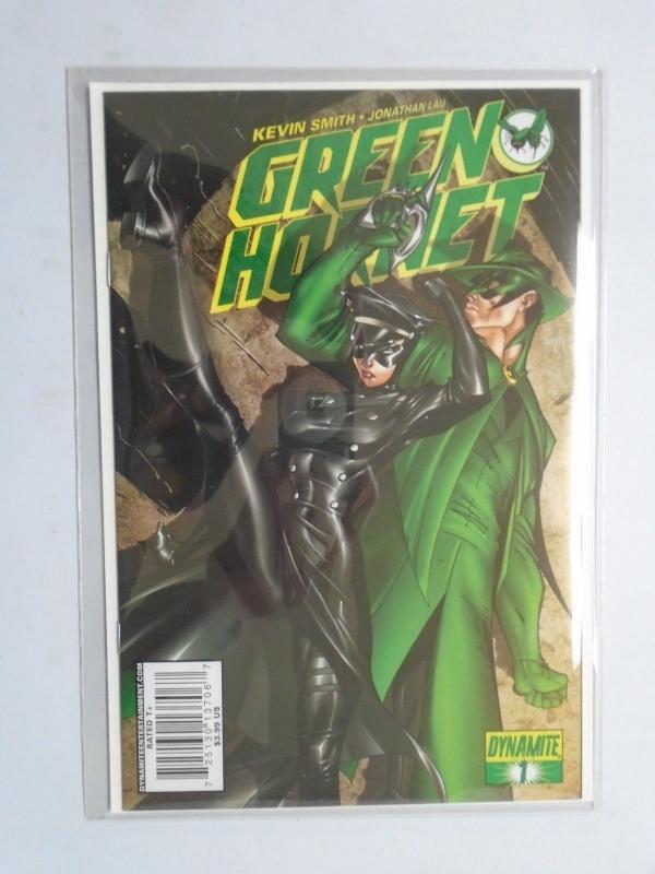 Green Hornet (2010 Dynamite Entertainment) #1C - 9.0+? - 2010
