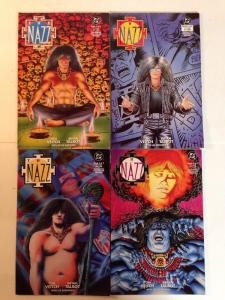 The Nazz 1-4 Complete Near Mint Lot Set Run