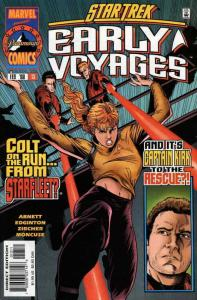 Star Trek: Early Voyages #13 VF/NM; Marvel | save on shipping - details inside