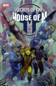 Secrets of the House of M #1 VF/NM; Marvel | save on shipping - details inside
