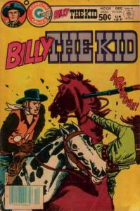 Billy the Kid #139 FN; Charlton | save on shipping - details inside