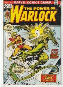 Power of Warlock # 8 Demons at the Lincoln Memorial !