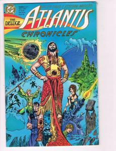 Atlantis Chronicles # 1 NM DC Comic Book Aquaman Batman Superman Flash B98