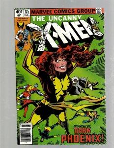 (Uncanny) X-Men # 135 NM Marvel Comic Book Beast Angel Cyclops Magneto SM19