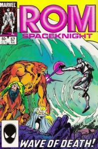 Rom (1979 series) #57, VF+ (Stock photo)