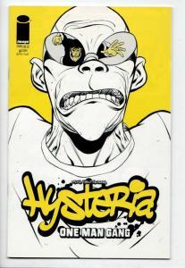 Hysteria One Man Gang #2 (Image, 2006) VF/NM