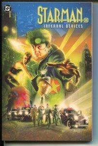 Starman: Infernal Devices-James Robinson-2000-PB-VG/FN