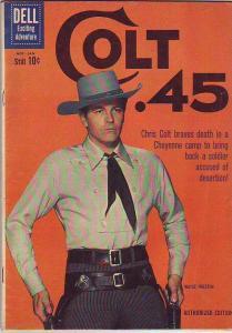 Colt.45 #7 (Jan-61) FN+ Mid-Grade Colt .45