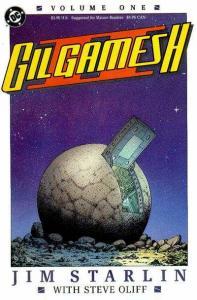 Gil Gamesh II #1, VF- (Stock photo)