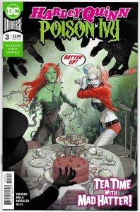 Harley Quinn & Poison Ivy #3 Main Cvr (DC, 2020) NM