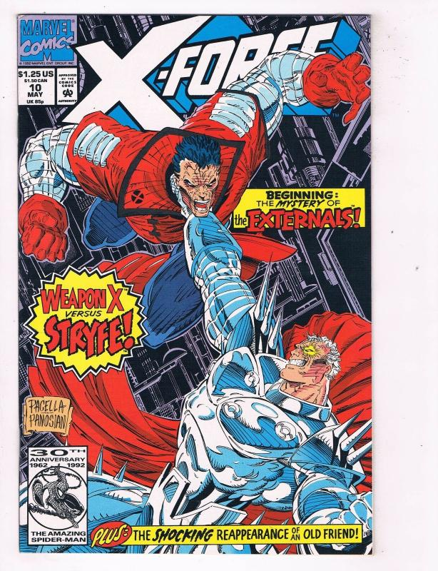 X-Force 1991 series # 21 near mint comic book