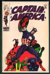 Captain America #111 (1969)
