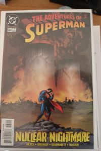 Adventures of Superman 564 9-4-nm