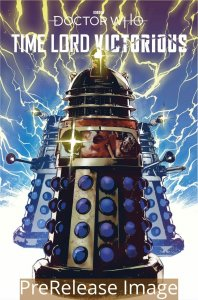DOCTOR WHO TIME LORD VICTORIOUS (2020 TITAN) #1 VARIANT CVR D DALE PRESALE-09/02