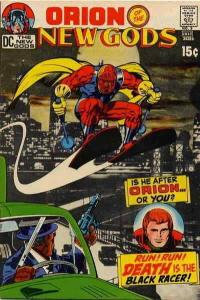 New Gods, The (1st series) #3 VG; DC | low grade comic - save on shipping - deta