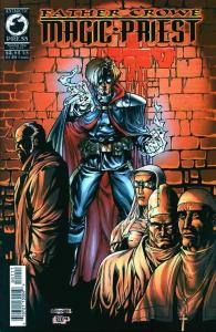 Magic Priest #1 FN; Antarctic | save on shipping - details inside