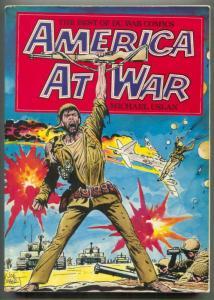 America At War 1979- Fireside trade paperback DC War comics