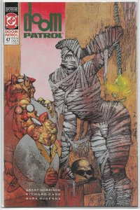 Doom Patrol   vol. 2   #47 VF