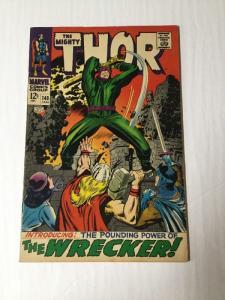 Thor 148 7.5 Very Fine- Vf- Silver Age 1st Wrecker
