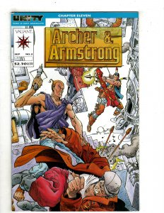 Archer & Armstrong #2 (1992) YY3