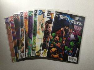 Teen Titans 11 12 13 14 15 16 17 18 19 20 Lot Run Set Nm- 9.2 Dc Comics