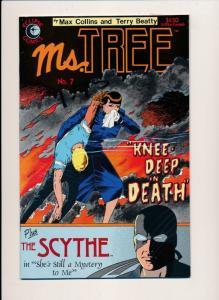 Eclipse Comics MS. TREE #7 + The Scythe ~ VF/NM 1983 (HX743)