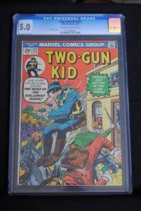 Two-Gun Kid 122, 5.0