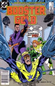 Booster Gold #15 FN; DC | save on shipping - details inside
