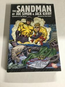The Sandman By Joe Simon And Jack Kirby Vf Very Fine DC Comics HC TPB