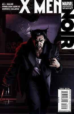 X-Men Noir #2 (2nd) VF/NM; Marvel | save on shipping - details inside