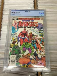 Marvel's What IF 29 CBCS 9.6