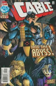 Marvel CABLE (1993 Series) #40 NM