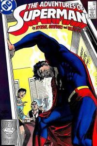 Adventures of Superman (1987 series) #439, VF (Stock photo)