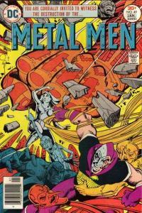 Metal Men (1963 series) #49, VF- (Stock photo)