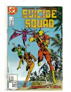12 Suicide Squad DC Comics # 11 12 13 14 15 16 17 18 19 20 21 22 Batman HG3