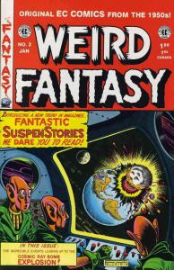 Weird Fantasy (RCP) #2 VF/NM; RCP | save on shipping - details inside