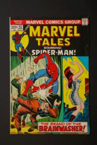 Marvel Tales Starring Spider-Man #42 April 1973