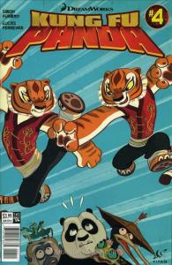 Kung Fu Panda (Dreamworks'…) #4 VF; Titan | save on shipping - details inside