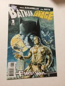Batman Doc Savage Special 1 NM Nesr Mint