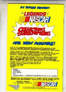 Legends Of Nascar Special Edtion #2 (Jan-90) NM/MT Super-High-Grade Richard P...
