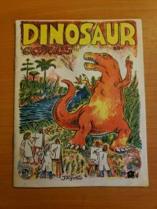 Dinosaur Comics #1 One-Shot Mini ~ NEAR MINT NM ~ 1983 Phantasy Press Comics