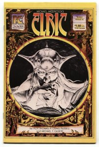 Elric #1 1st  issue-Pacific-comic book 1983 NM-