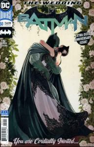 Batman (3rd Series) #50 VF/NM; DC   save on shipping - details inside