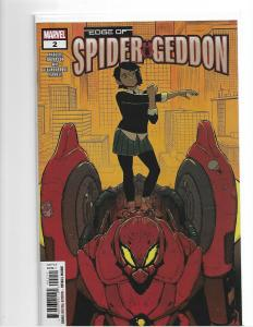 EDGE OF SPIDER-GEDDON #2 - COVER A - NM/NM+ SOLD OUT - HOT